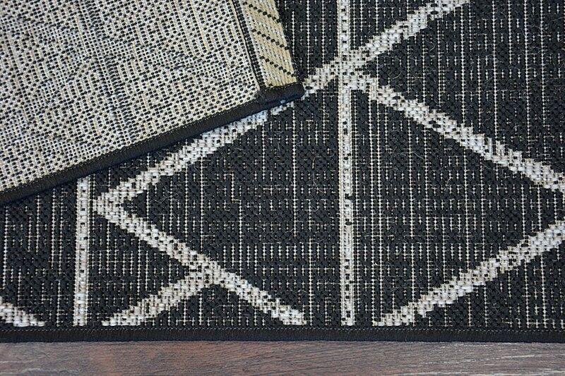 Moderne Sisal Tapis Floorlux Triangle-Practical Résistant et et et Durable Facile à | Shop  7f3d57