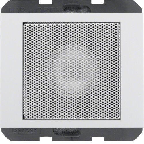 Berker Lautsprecher M328827009 K1 polarweiss glaenzend