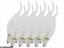 E14-10 x ALMO RC 25 W rafale bougie-clair 25 W Ampoule