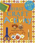 First Craft Activity Book by Dorling Kindersley Ltd (Hardback, 2007)