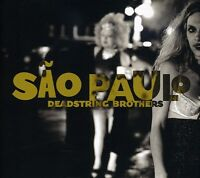 Deadstring Brothers - Sao Paulo [new Cd] Digipack Packaging on Sale