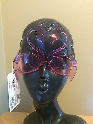 2 pair PINK FLAMINGO BIRD PARTY GLASSES costume men womens sunglasses #138