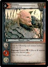 LOTR TCG T&D Treachery & Deceit Gothmog, Morgul Leader 18R80