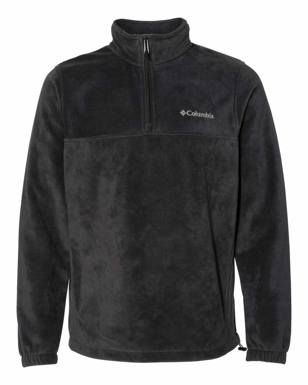 Columbia Sport - Homme Polaire, Taille S-4XL Polaire, Homme 1/2 Zip , Pull-Over Veste, Steens d76ffe