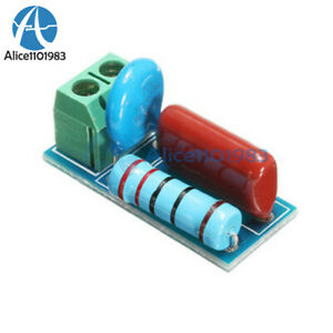 2PCS RC Absorption Snubber Circuit Relay Contact Protection Resistance Module