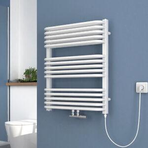 Handtuchwärmer Badheizkörper Heizkörper Heizung Handtuchtrockner elektrisch Bad