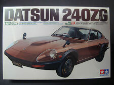 Datsun 240ZG Big scale car model kit 1/12 scale Tamiya