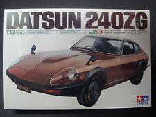 Datsun 240ZG Big scale car model kit 1/12 scale Tamiya