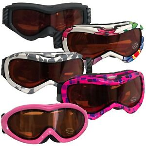 OK-Co-ADULT-Snow-Ski-Snowboard-Goggles-Mens-amp-Womens-5-Great-Colours