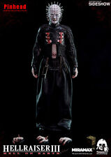 """★Sideshow ThreeA Toys  Hellraiser III ★ """"Hell on Earth"""" Pinhead 12"""" Figur  NEU★"""