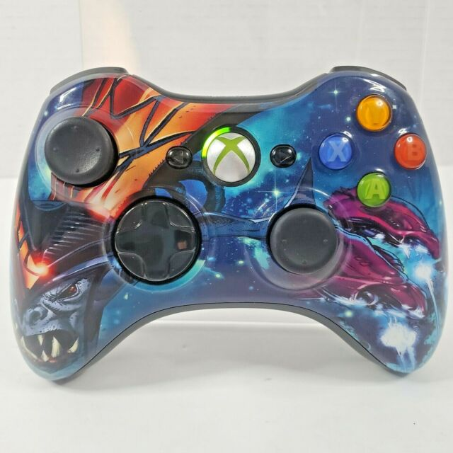 Microsoft Xbox 360 Halo 3 [Limited Edition] Covenant Wireless Controller OEM