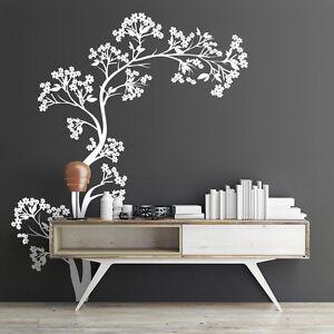 01390-Wall-Stickers-Adesivi-Murali-parete-decoro-muro-piante-Alberi-150x180-cm
