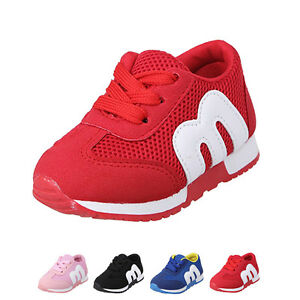 Kids-Child-Breathable-Sneakers-Boys-Girls-Running-Casual-Sport-Shoes-Popular