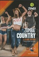 Zumba Country: A Calorie Inferno (DVD, 2016)