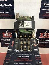 Ge Motor Starter Nema Size 2 Cr206d0 115 Volt Coil