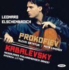 Prokofiev Cello Sonata Op.119 Waltz March Adagio Leonard Elschenbroich Audio