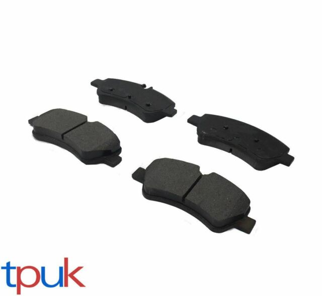 FORD TRANSIT Mk8 TRANSIT CUSTOM REAR BRAKE PADS SET 1916327 GENUINE