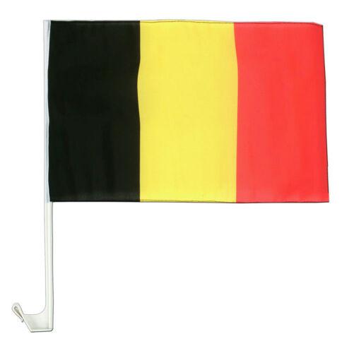 "12x18 Belgium Car Window Vehicle 12/""x18/"" Flag"
