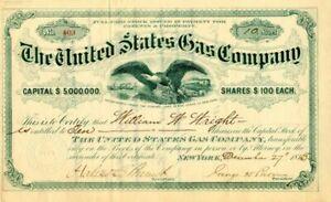 United-States-Gas-Company