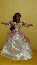 Prinzessin Ball Abend Braut Kleid für Barbie Steffi Mode Puppe Hochzeitskleid 28