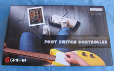 Griffin StompBox Pedal Footswitch Controller For iPad 3 4 iPhone 4 4S iPod touch