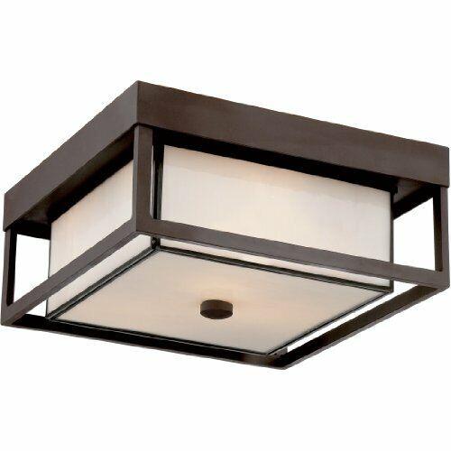 Quoizel PWL1613WT de 3 Luz al Aire Libre Linterna en bronce occidental Powell