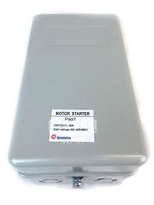 shihlin magnetic motor starter 25hp 3 phase 460v 48amp. Black Bedroom Furniture Sets. Home Design Ideas