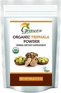 Grenera-Organic-Triphala-Powder-17-6-Ounce-500-gram-Certified-Organic