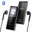 AGPTEK-16GB-MP3-Player-Bluetooth-FM-Radio-Voice-Recorder-with-Touch-Button-Black thumbnail 1