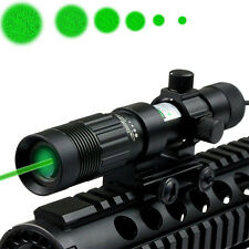 Origina New Flashlight Green Laser Scope Sight Weaver Mount for Rifle Lights HOT
