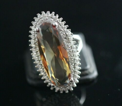 Turque 100/% CHANGEMENT DE COULEUR ALEXANDRITE 925 sterling SILVER ring 9
