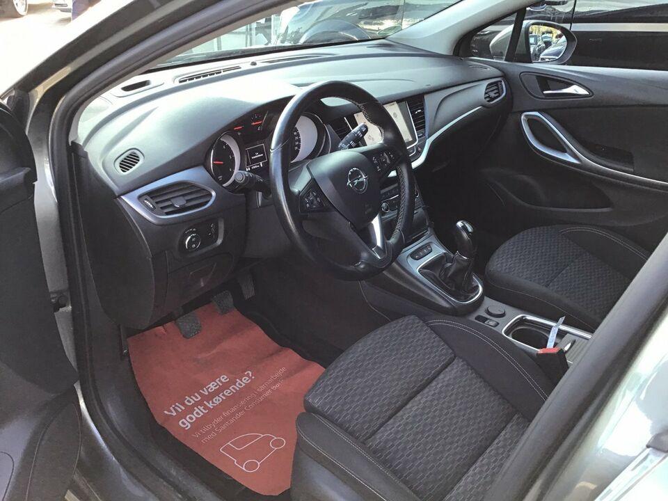 Opel Astra 1,6 CDTi 136 Business ST Diesel modelår 2017 km