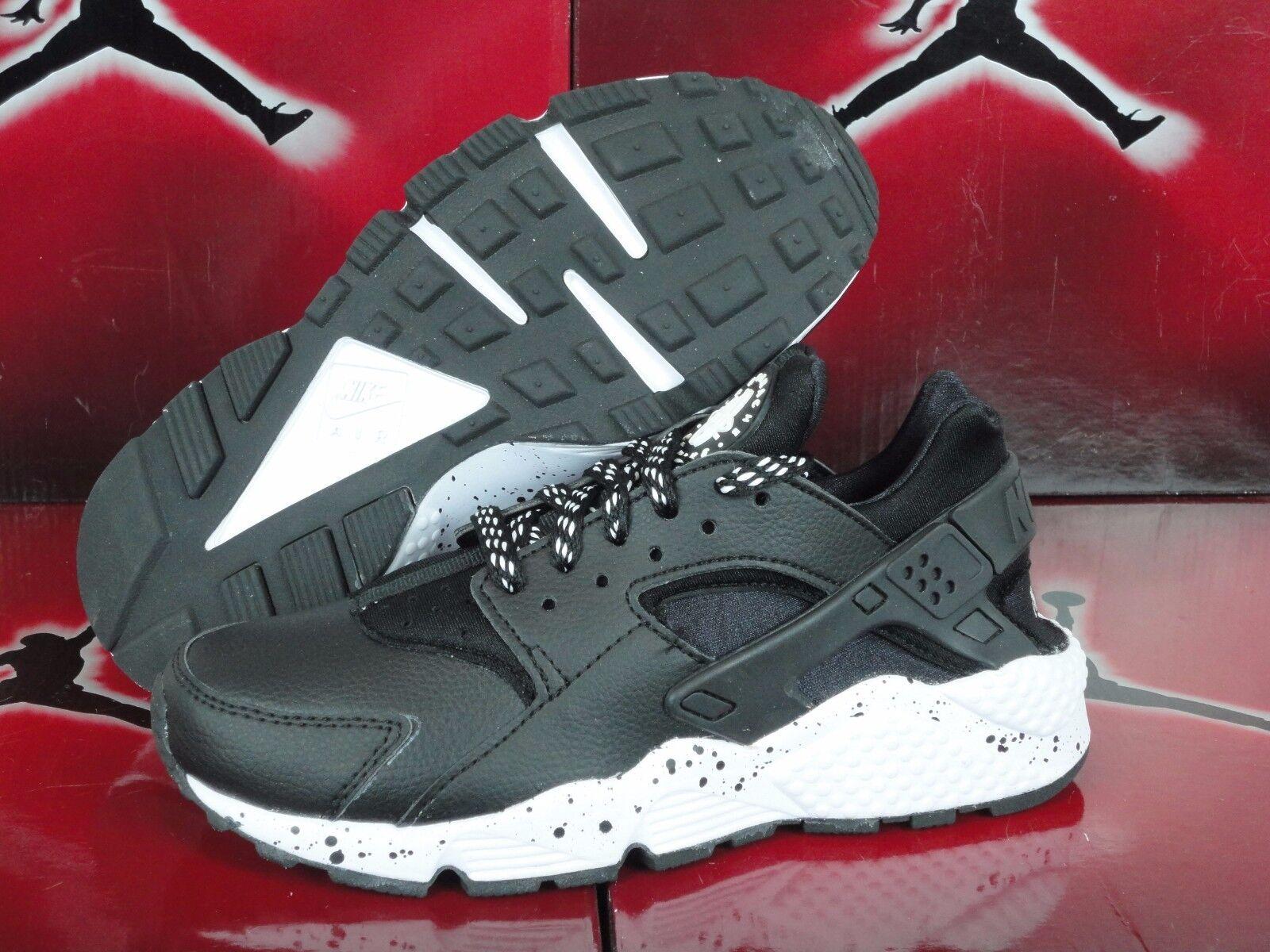 Nike - air huarache lauf prm sz sz sz 6 frauen schwarz - grau - weißen nikeid 0cb17e