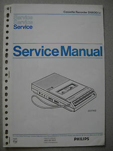 Philips-D6600-Service-Manual