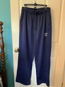 Authenic-Dallas-Cowboys-Mens-XL-Training-Athletic-Pants-EUC