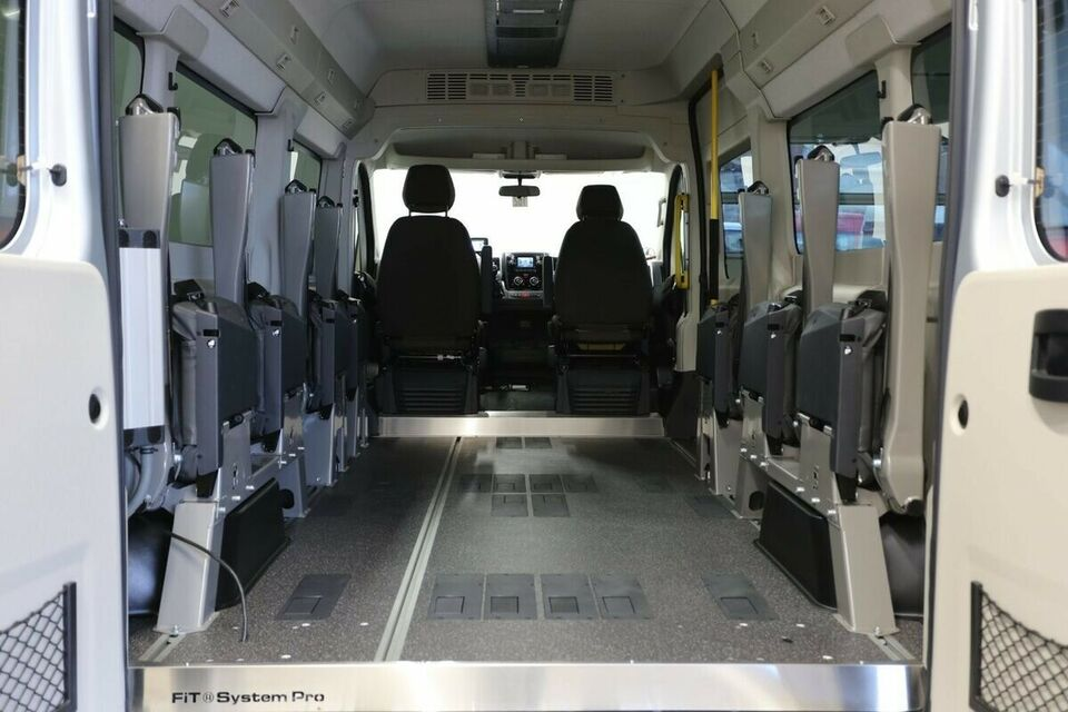 Fiat Ducato 35 2,3 MJT 150 Base Minibus L3H2 d, Diesel, årg.
