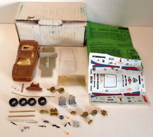AMC-Model-Kits-1-43-Scale-Resin-K02-Lancia-Rally-037-Martini-Sanremo-82