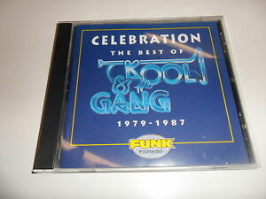 CD  Kool & the Gang - Celebration: The Best of 1979 - 1987