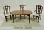 CHM Katarina QS Dining Table and Chairs Kit Seafoam