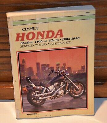 1997-2004 Honda SHADOW Service Repair Maintenance Manual VT 1100