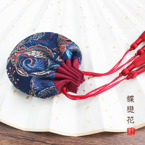 Grandmaster of Demonic Cultivation 陈情令 The Untamed Wuxian Sachet Amulet Handwork