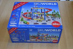 SIKUWORLD-SIKU-5505-Parking