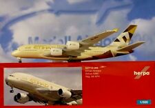 Herpa Wings 1:500 Airbus A380  Etihad Airways A6-APH  527712-002