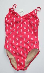 804b6dfb459f5 J Crew Factory Swim Tank in Coral Leaf Seaside Coral #A6020 XS $84 ...