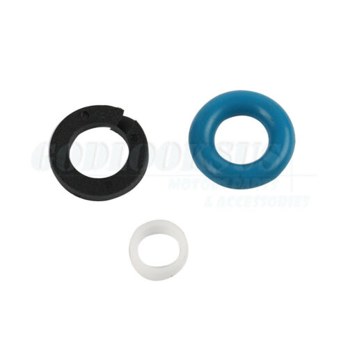 New Fuel Injector Seal Kit O-ring For Audi A4 A5 A6 A8 Quattro Q7 VW Touareg