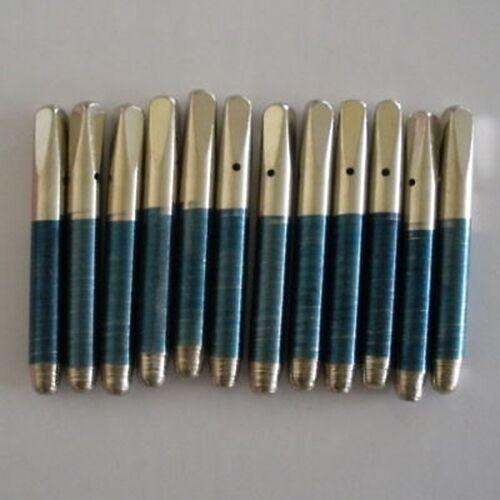 "Piano Tuning Pins Set of 12 x 2-3//8/"" .301/"" Replace loose tuning pins 6//0"