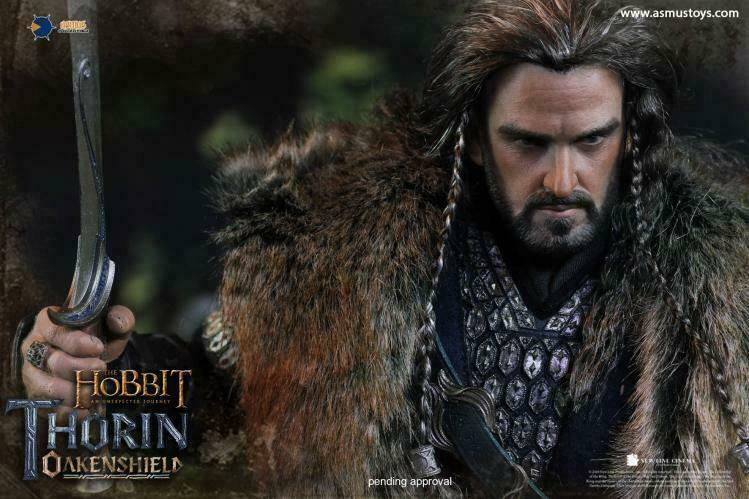 Asmus Toys 1 6 Hobbit An Unexpected Journey Thorin oakenshield Male Figure