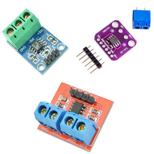MAX471 3A Range Votage Current Sensor Professional Module For arduino L2KE