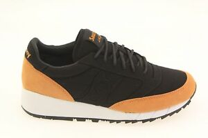 huge selection of 9c4d8 ce3bf Details about $79.99 Saucony Men Jazz 91 (black / yellow) S70216-7