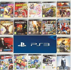 Sony-Playstation-3-ps3-Spiele-Grosshandel-Abholung-Spiel-Versandkostenfrei